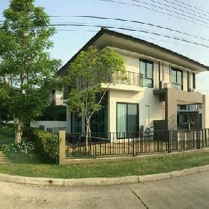 รหัส 748 บ้านเดี่ยวโมเดริ์นสวยมาก