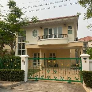 รหัส KRB6031 บ้านสวยโครงการศุภาลัยดอนจั่น
