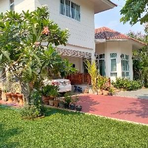 รหัส KRB8820 บ้านเดี่ยวหลังใหญ่ในหมู่บ้านเวียงดอย