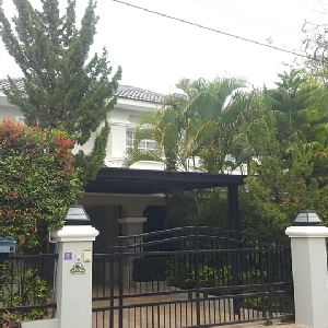 Code KRB8508 Well-built house close to Chiang Mai city for sale