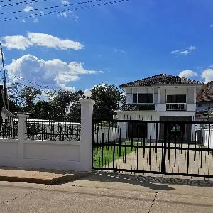 รหัส KRB8691 บ้านใหม่ใกล้เมืองให้เช่า