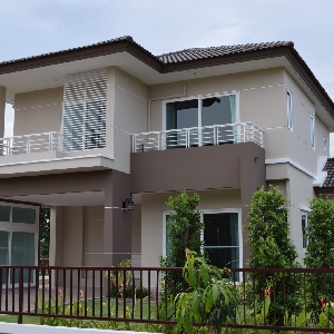 Code 1053 A rental house in Land and House, Sansai