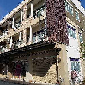 รหัส 1375 ปล่อยเช่า/ขายอาคารพาณิชย์…