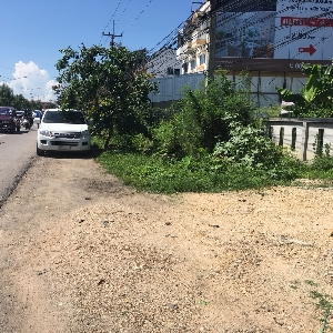 Code KRB9009 Land next to Chiang Mai - Mae Jo road
