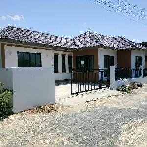 รหัส KRB8757 บ้านใหม่ราคาเบาๆ